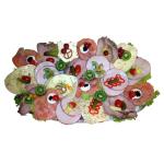 Gourmet Brötchenplatte Lieferservice